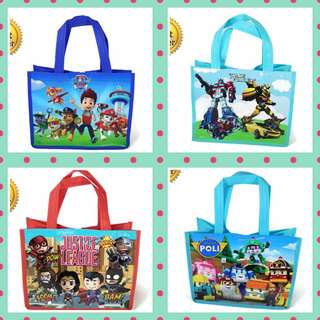 1for$1.20 12for$14 Paw Patrol Robocar Poli Super Wings Justice League Avengers Transformer Loot Party Goodie Goody Bag