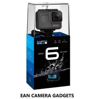 GoPro HERO6 Black with local warranty