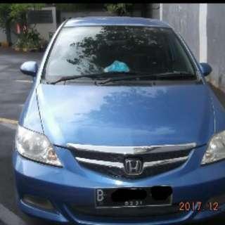 Mobil Honda City A/T 3006