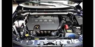 🚚 10代ALTIS原廠車美式引擎室拉桿
