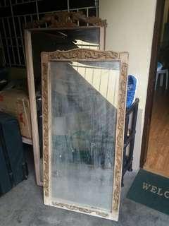 Antique Mirror (set)