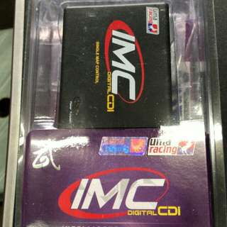 Imc uma racing cdi for 135lc 2nd