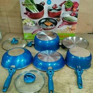 Set teplon anti Langket