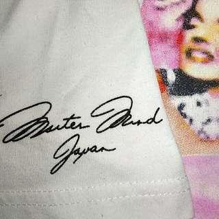 Vintage mastermind japan x Marilyn Monroe rare