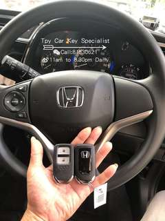 Honda Shuttle Keyless Remote