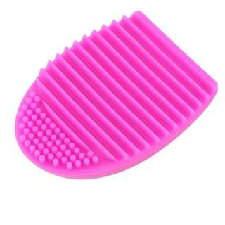 Brush Egg Makeup Brushes Cleaning Tool