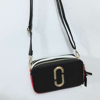 Marc Jacobs inspired camera bag