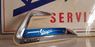 "VIGANO ""Vespa"" side panel accessories"