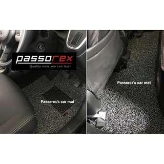 Carmat/Floormat customisation - Honda Mobilio