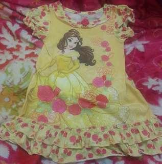 Disney Dress for kids 1-3 yrs old