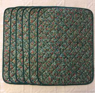 Placemats Christmas Placemats