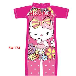 INSTOCK Hello Kitty swimsuit