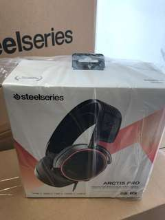 SteelSeries Arctis Pro gaming headset 原價$1750 優惠價$1670