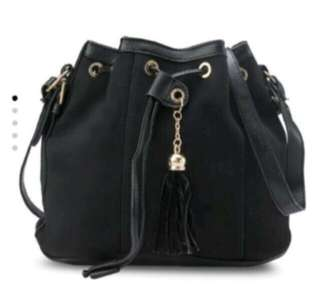 POS INCLUDED Bucket Bag