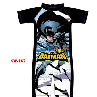 INSTOCK Batman swimsuit
