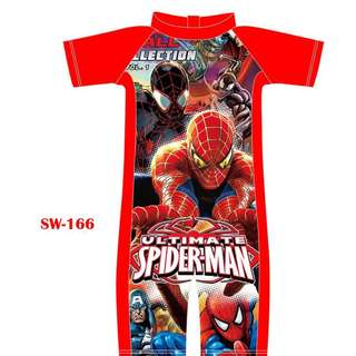 INSTOCK Spiderman swimsuit