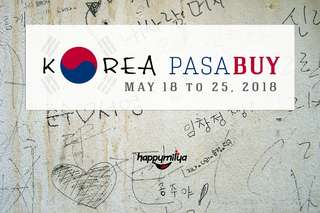 Korea Pasa-buy!