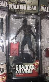The walking dead zombie set