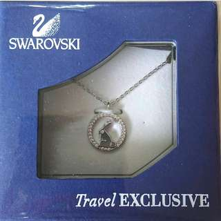 Swarovski Necklace - Travel Exclusive (Rabbit)
