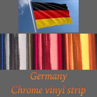 Germany 🇩🇪 chrome strip