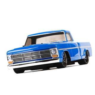 Vaterra 1/10 1968 Ford F-100 Pick Up Truck V100-S 4WD Brushed RTR