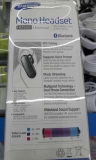 Mono Headset