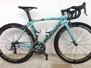 Bianchi XR2 Team Lotto Edition