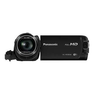 PANASONIC HC-W585 TWIN CAMERA FULL HD CAMCORDER