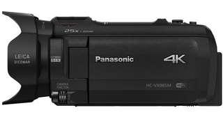 Panasonic 4K Camcorder HC-VX985
