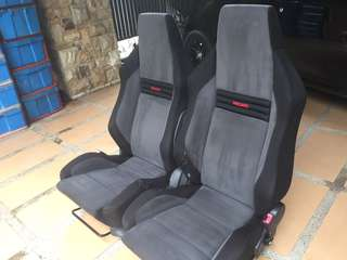 RECARO original bucket seat