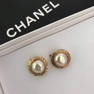 CHANEL SPRING-SUMMER 2018 CLIPON EARRINGS