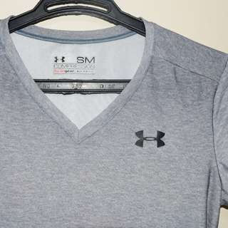 Authentic Women's Under Armour SM Compression Short Sleeve Tee