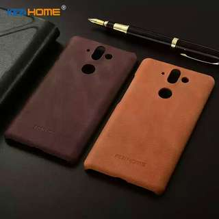 Nokia 9 leather casing