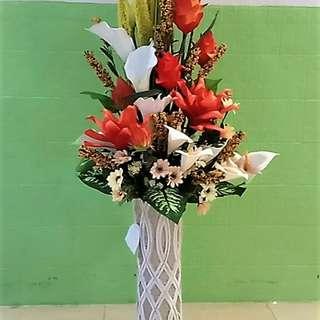 Flowers Faux Arrangement AAA0107