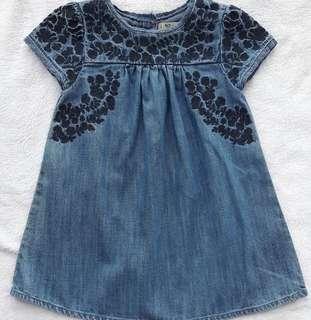 Next embroidered Dress