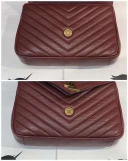 Loose YSL Magnetic Button Repaired !!! Milan Artisan Professional Bag Spa & Restoration