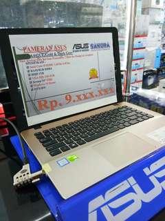 Kredit Laptop Asus A442UF Free 1x Angsuran