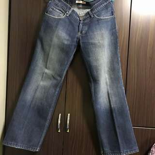 Folded & Hung Jeans