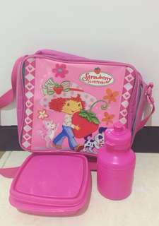 children's lunch box set