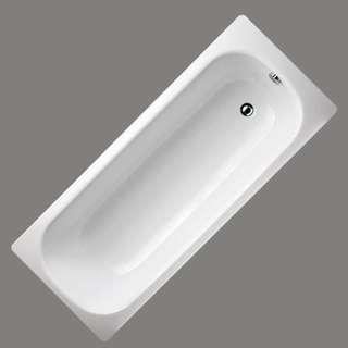 Pressed steel inlaid bathtub - Last pc