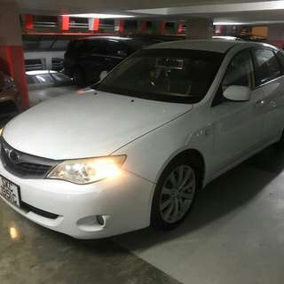 Subaru Imprezza Version 10