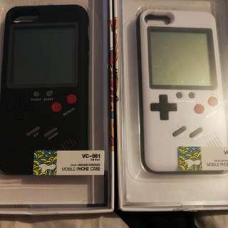 懷舊遊戲機手機套