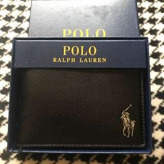 POLO Ralph Lauren Men's Leather Wallet