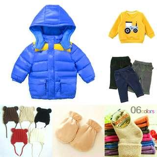 Babies Winter Wear! Complete Look