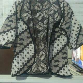 Blezer batik
