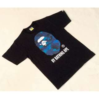 BAPE Graduation Camo By Bathing Tee