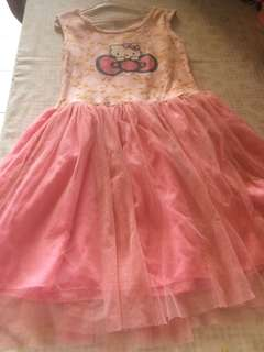Hello Kitty Dress for Girls