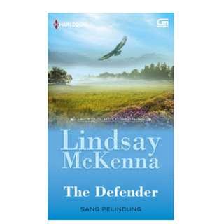 Ebook Sang Pelindung (The Defender) - Lindsay McKenna