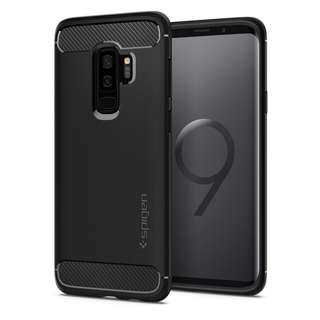 Spigen Rugged Armor S9 plus
