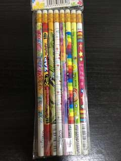 [3 FOR $5] Bible Inspired Pencils for Children